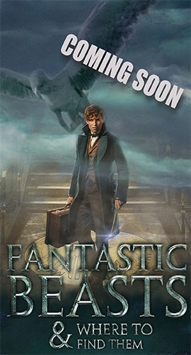 Fantastic Beast....